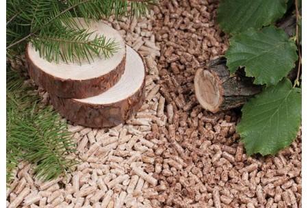 Как изготавливают пеллеты из дерева?