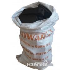 Торфобрикеты в полипропиленовых мешках по 40 кг